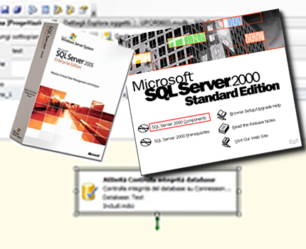 SQL Piani di manutenzione